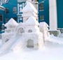 Грустный цвет снежной неожиданности
